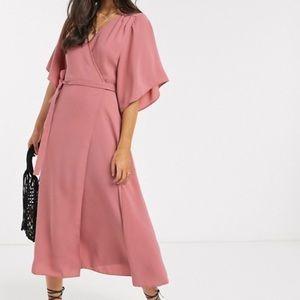 ASOS wrap dress!